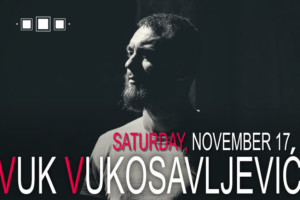 SUBOTA: Not your saturday baby – Vuk (house) u klubu Stefan Braun!