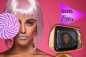 Dizel Night 2000 & Late – Dacha host u klubu Stefan Braun!