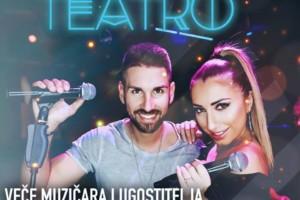 Ponedeljkom: Veče muzičara i ugostitelja by Sale Paunović i Full Teatro Band!