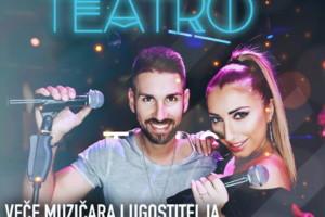Ponedeljak 19.11. od 23h: Veče muzičara i ugostitelja by Sale Paunović i Full Teatro Band