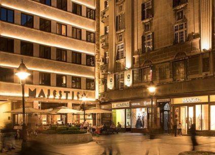 Doček Nove godine 2021 Beograd hotel Majestic