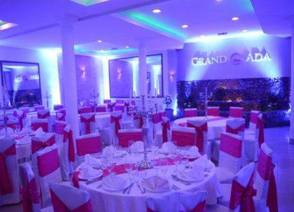 Doček Nove godine 2021 Beograd restoran Grand Ada