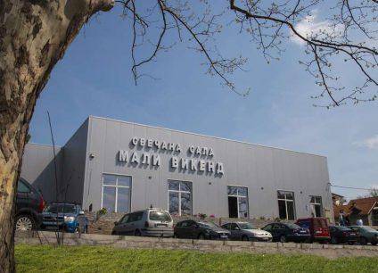 Doček Nove godine 2021 Beograd svečana sala Mali vikend