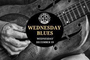Večeras u Rob Roy bar-u: Wednesday Blues