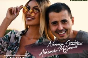NOVO: Nemanja Staletović i Aleksandra Marjanović večeras na splavu Hua Hua!
