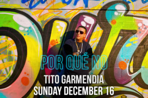 Por qué no? Ove nedelje, samo za vas, DJ Moooka & Tito Garmendia!
