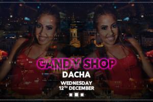 Još jedno predivno veče u klubu Stefan Braun: Candy Shop – Dacha (house)!