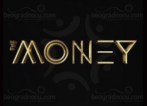 Splav The Money doček Nove godine Beograd 2021