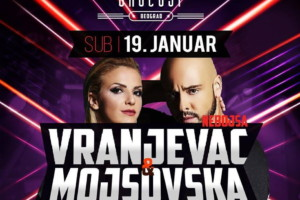 Večeras Nebojša Vranjevac i Ljubica Mojsovska u klubu Gaučosi!