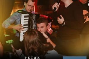 Večeras sa Vama Principal orkestar, a u subotu Miša Stanković i bend na Splavu Principal!