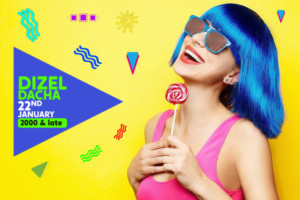 Dizel Night – DJ Dacha večeras u vašem omiljenom klubu Stefan Braun!