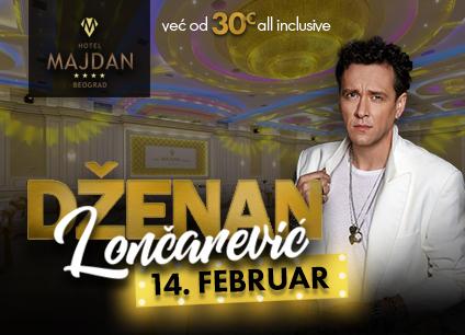 Hotel Majdan Dzenan Loncarevic Dan zaljubljenih