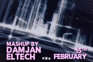 Zabavljaće vas ovog petka Damjan Eltech u klubu Stefan Braun!