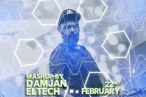 Mashup: Zabavljaće vas ovog petka Damjan Eltech u klubu Stefan Braun!
