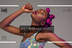 RnB Thursday – Brankow – Phill Park & Architect