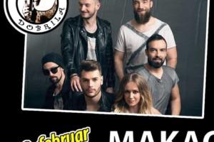 Makao Bend u petak u klubu Dobrila