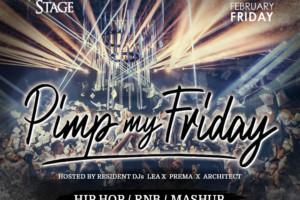 Pimp my Friday – Freestyler Winter Stage