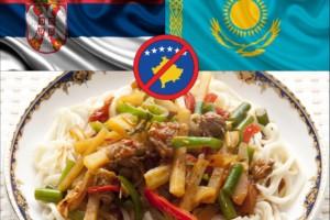 Ove nedelje kafana Korčagin vas vodi u KAZAHSTAN