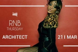 RnB Thursday – Architect večeras u klubu Brankow