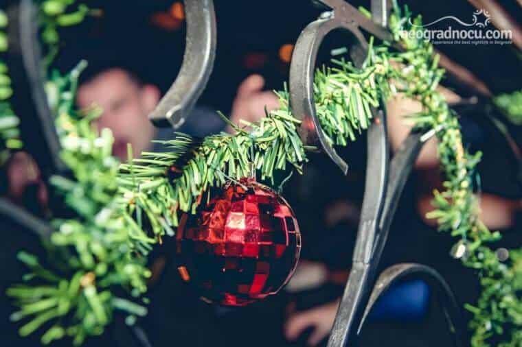 Doček Nove godine - ukrasi