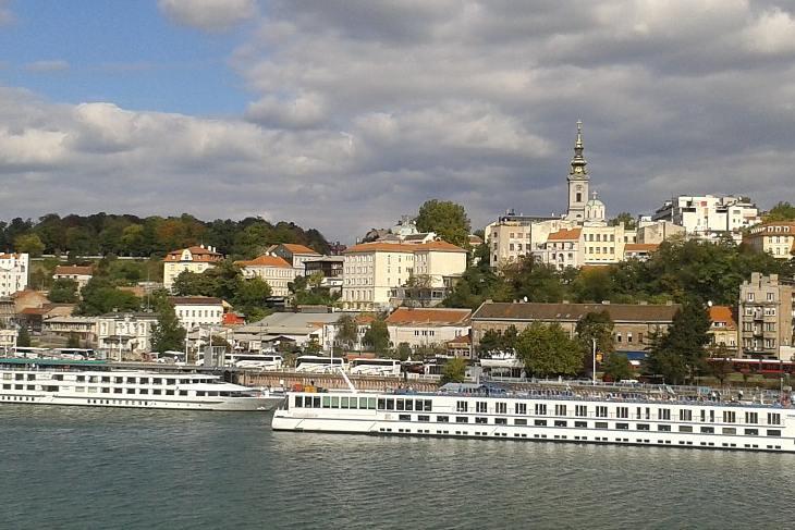 Savamala u Beogradu