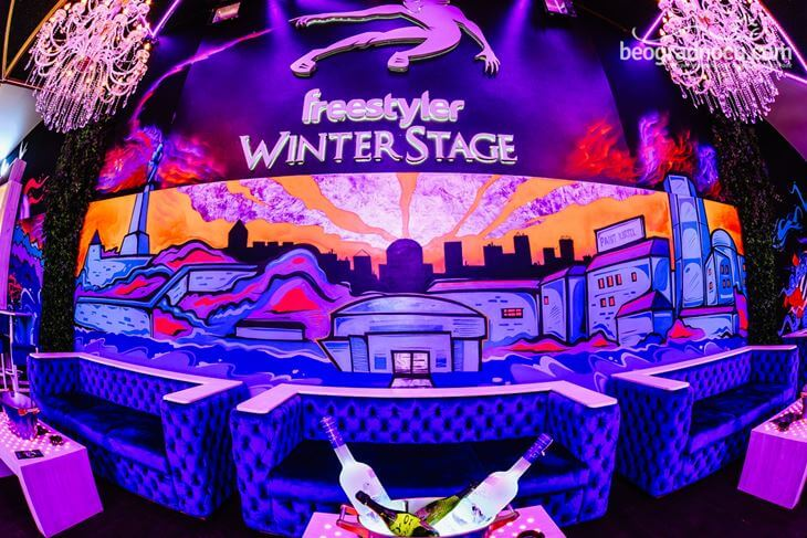 Splav freestyler winter stage