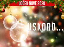 Docek Nove godine u Beogradu 2020