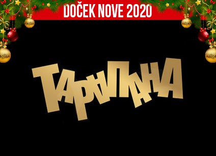 Docek Nove godine Beograd 2020 Kafana Tarapana baner