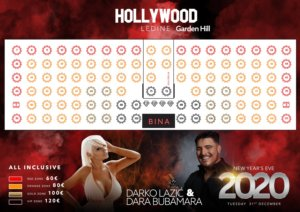 Docek-Nove-godine-Beograd-2020-Restoran-Hollywood-Ledine-mapa 2