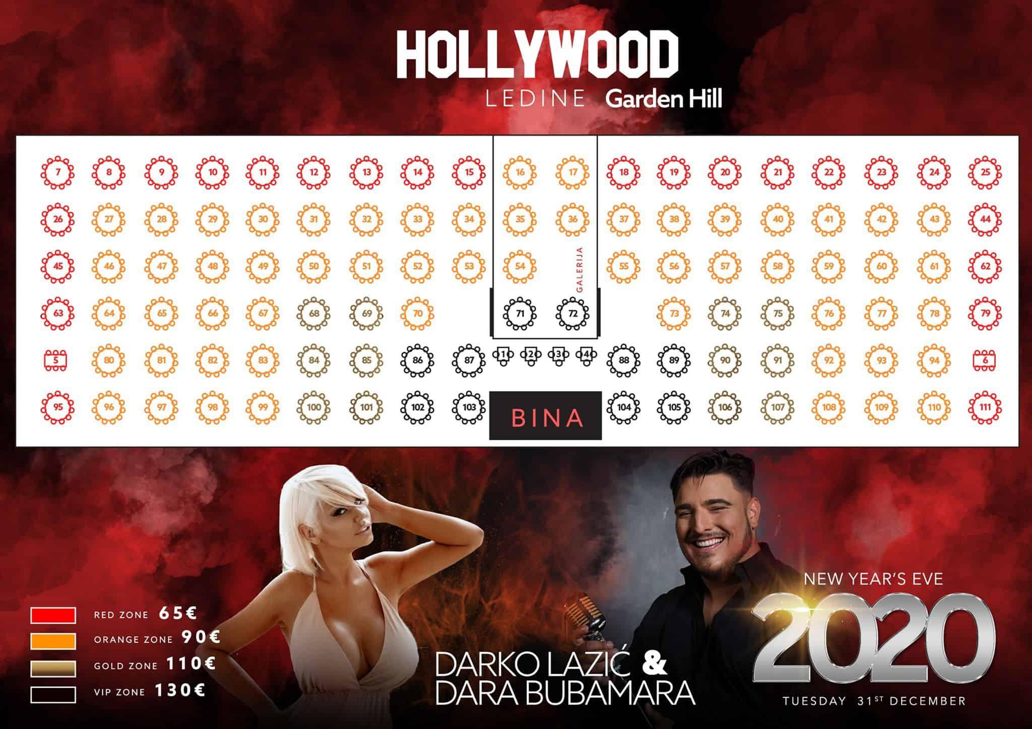 Docek-Nove-godine-Beograd-2020-Restoran-Hollywood-Ledine-mapa 3