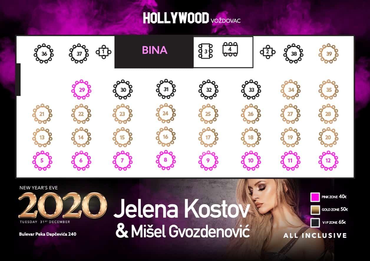 Docek-Nove-godine-Beograd-2020-Restoran-Inter-Hollywood-Vozdovac-mapa 2
