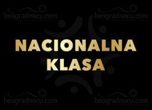 Restoran Ušće Nacionalna klasa doček Nove godine Beograd 2021