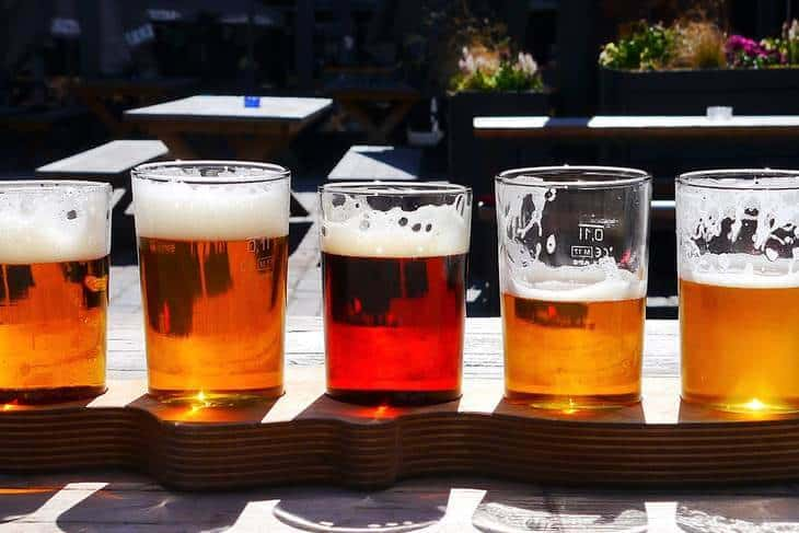 razne vrste piva