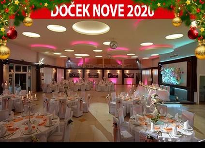 rDocek Nove godine Beograd 2020 Restoran Principessa