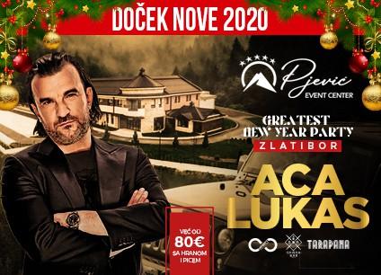 Docek Nove godine 2020 Zlatibor Hotel Pjevic baner