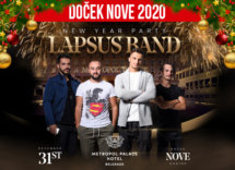Docek Nove godine Beograd 2020 Hotel Metropol Palace baner
