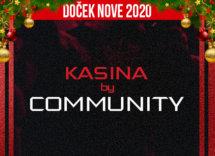 Docek Nove godine Beograd 2020 Klub Kasina baner