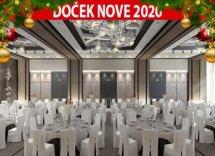 Docek Nove godine 2020 Beograd Hotel Hilton