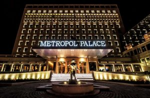 Hotel Metropol Palace doček Nove godine Beograd 2021