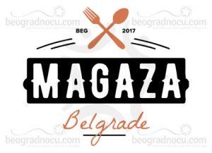 Restoran Magaza Beton hala doček Nove godine Beograd 2021