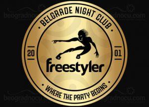 Splav Freestyler doček Nove godine Beograd 2021