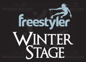Klub Freestyler Winter Stage doček Nove godine Beograd 2021