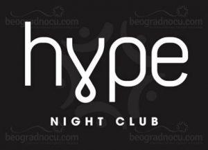 Klub Hype doček Nove godine Beograd 2021