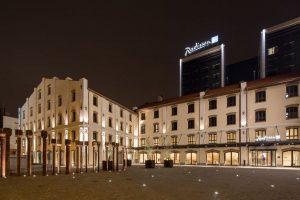 Doček Nove godine Beograd 2021 Hotel Radisson Colection