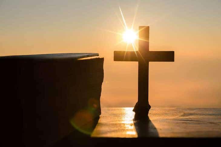 Krst na suncu