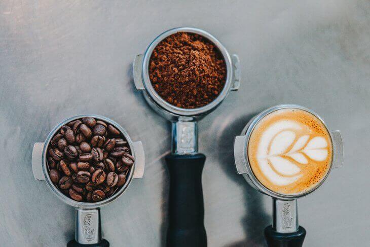 Različite vrsta kafe