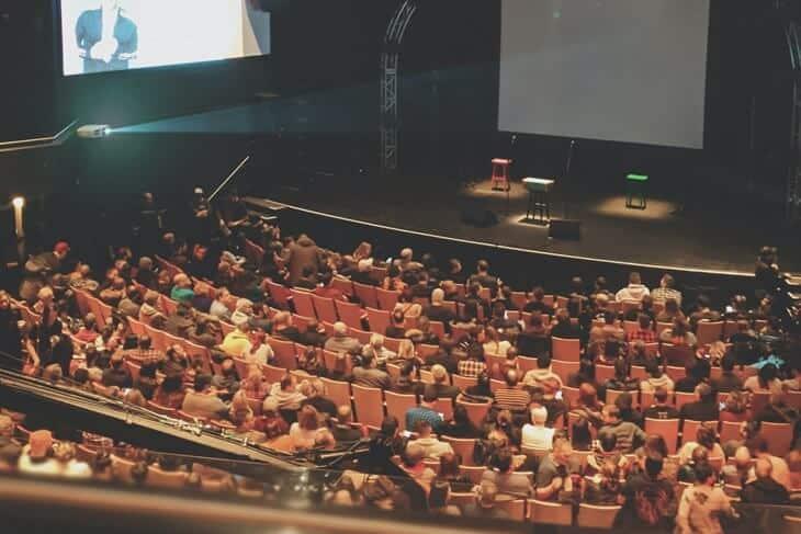 Publika u bioskopskoj sali