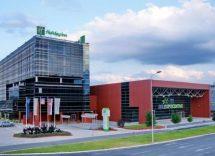 Belexpo Centar (Hotel Holiday Inn) doček Nove godine 2022 Beograd