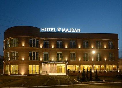 Hotel Majdan doček Nove godine 2022 Beograd
