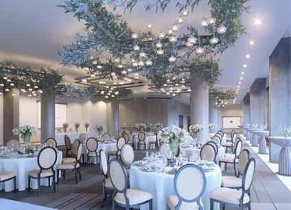 Hotel Mona Plaza doček Nove godine 2022 Beograd